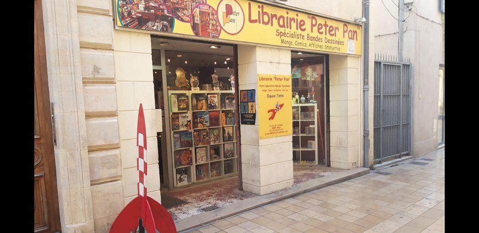 "LIBRAIRIE ""PETER PAN"""