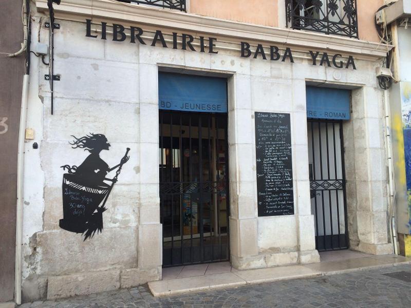 LIBRAIRIE BABA-YAGA