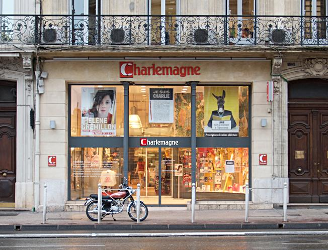LIBRAIRIE CHARLEMAGNE - TOULON