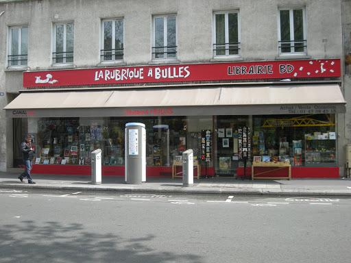 LA RUBRIQUE À BULLES
