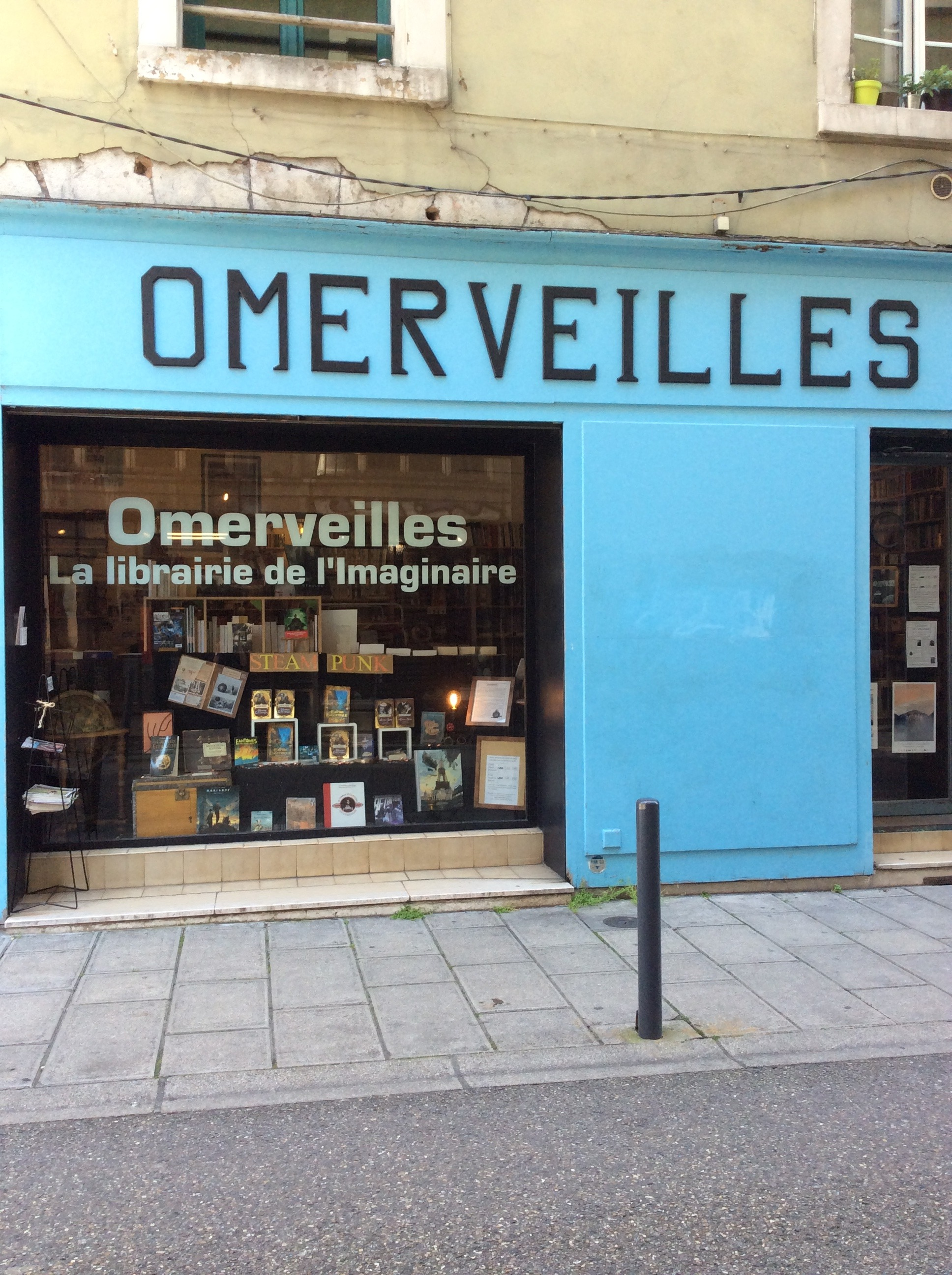 OMERVEILLES