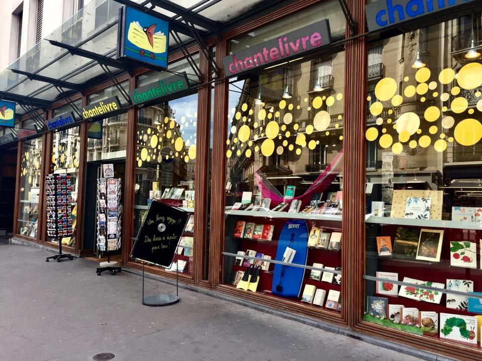 CHANTELIVRES PARIS