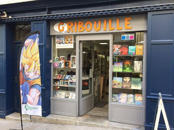 LIBRAIRIE GRIBOUILLE
