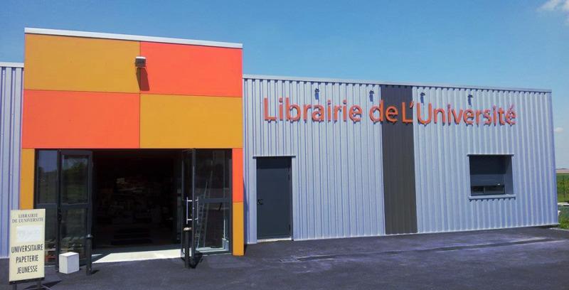 LIBRAIRIE DE L'UNIVERSITÉ