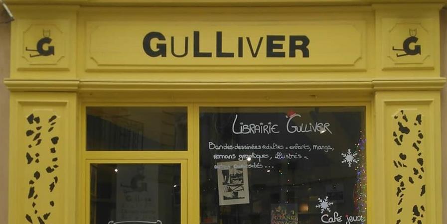 LIBRAIRIE GULLIVER