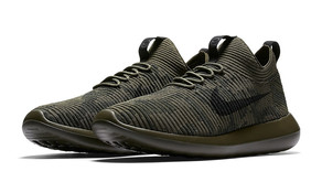 Nike Roshe Two Flyknit V2 agora na versão Camo