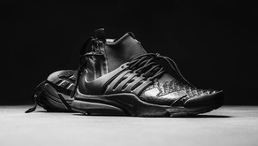 NikeLab x ACRONYM Presto Mid custom estará a venda durante a semana de moda de Paris