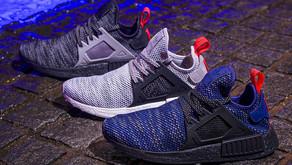 """Adidas Originals e os novos NMD_XR1 """"Salpicados"""""""