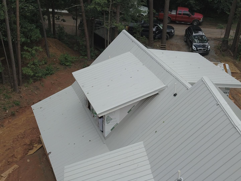 Woodstock Metal Roof