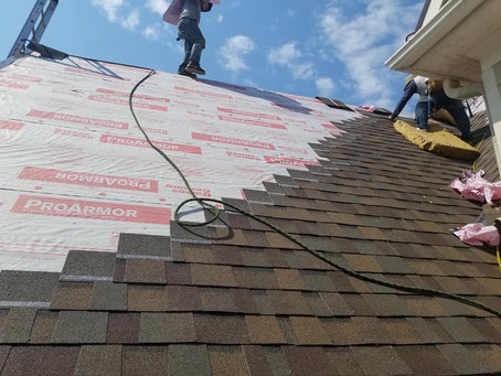3 TYPES OF RESIDENTIAL ROOFING