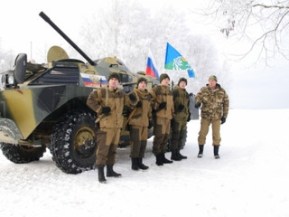 Годовщину освобождения отметили в Новопетровском
