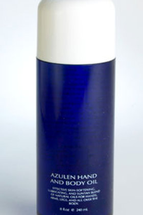 Azulen Hand and Body Oil
