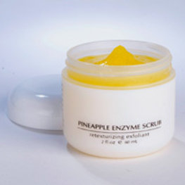 Pineapple Enzyme Scrub