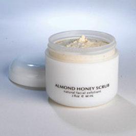 Almond Honey Scrub
