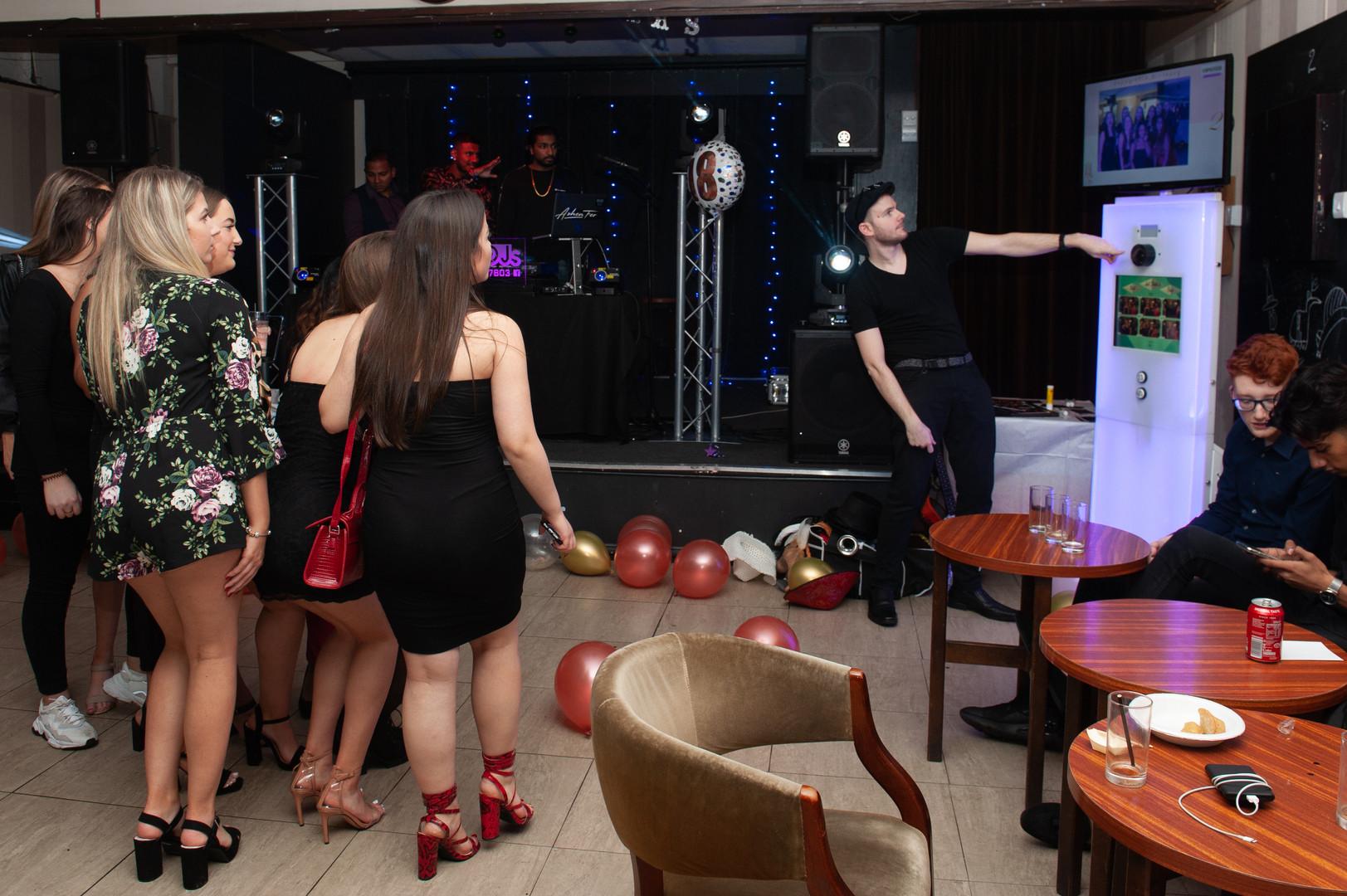 2019-11-30 Ishitas 18th Birthday Party-8