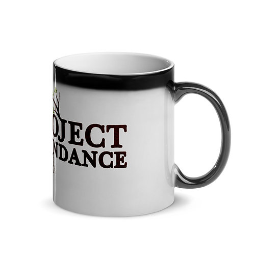 Project Abundance Glossy Magic Mug
