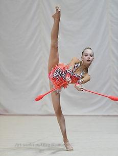 Анна Кудряшова, кандидат в мастера спорт