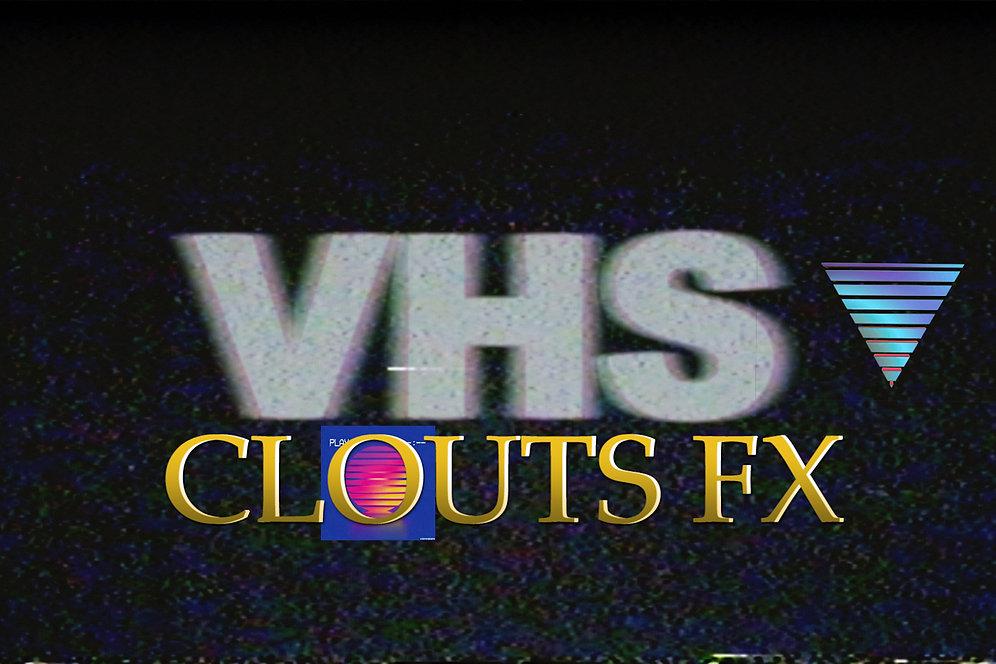 VHS PRESET [premiere pro] | EZbucks