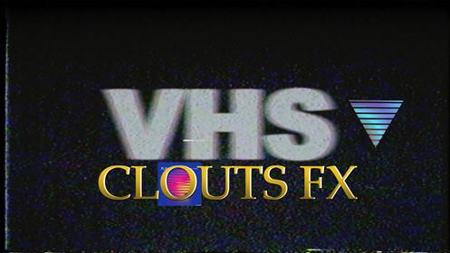 VHS PRESET [premiere pro]