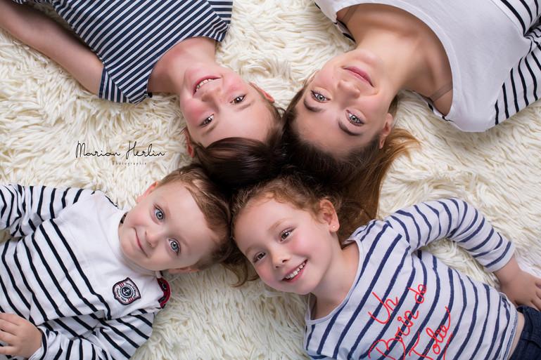 Séance enfant - Famille Bordeaux - Lormont