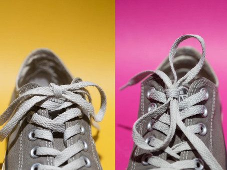 Why your shoe laces come untied and why this is important