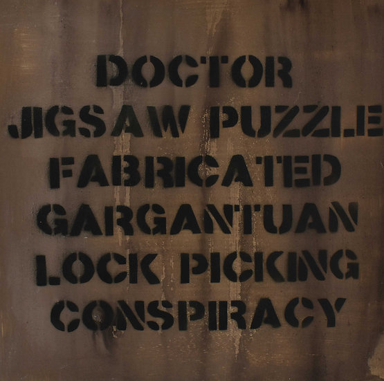 Post Street Jigsaw Puzzle Canvas