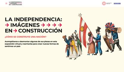 La Independencia: Imágenes en construcción