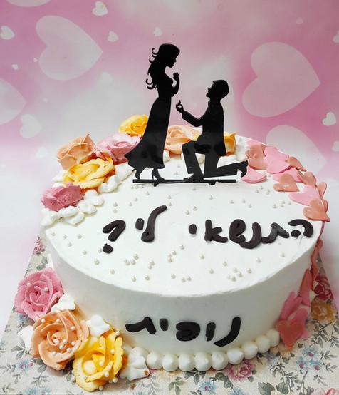 עוגת התינשאי לי