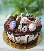 אופרה ושוקולדים קוטר 20