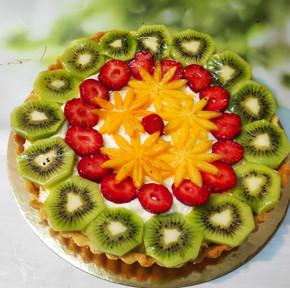 פאי פירות קוטר 20