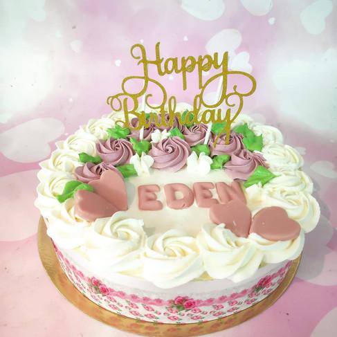 עוגה טבעונית