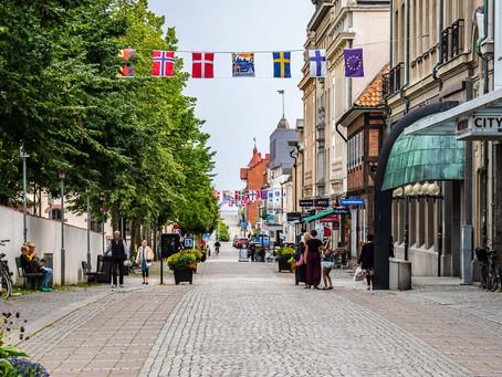 Hus i Karlshamn