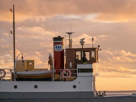 Sydfart - Sveriges äldsta fraktfartyg