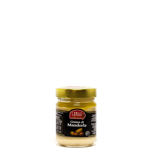 Crema di Mandorle Siciliane.