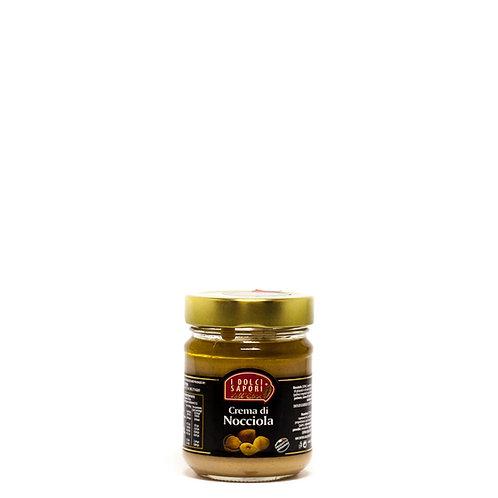Crema di Nocciole Siciliane.