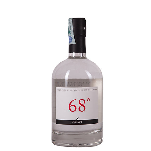 "Acquavite di Vinaccia ""68°"""