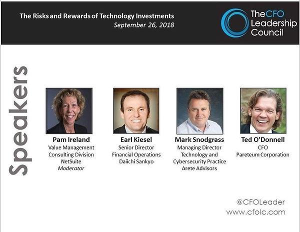 CFO LC September 26 2018 Panel Meeting R