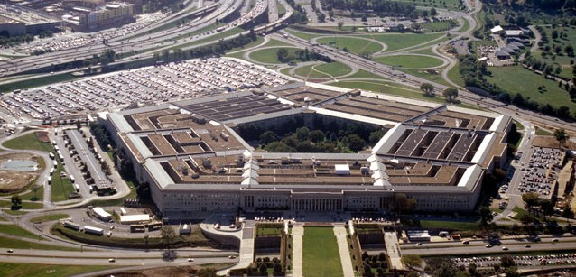 The Pentagon. Picture Credit: History.com