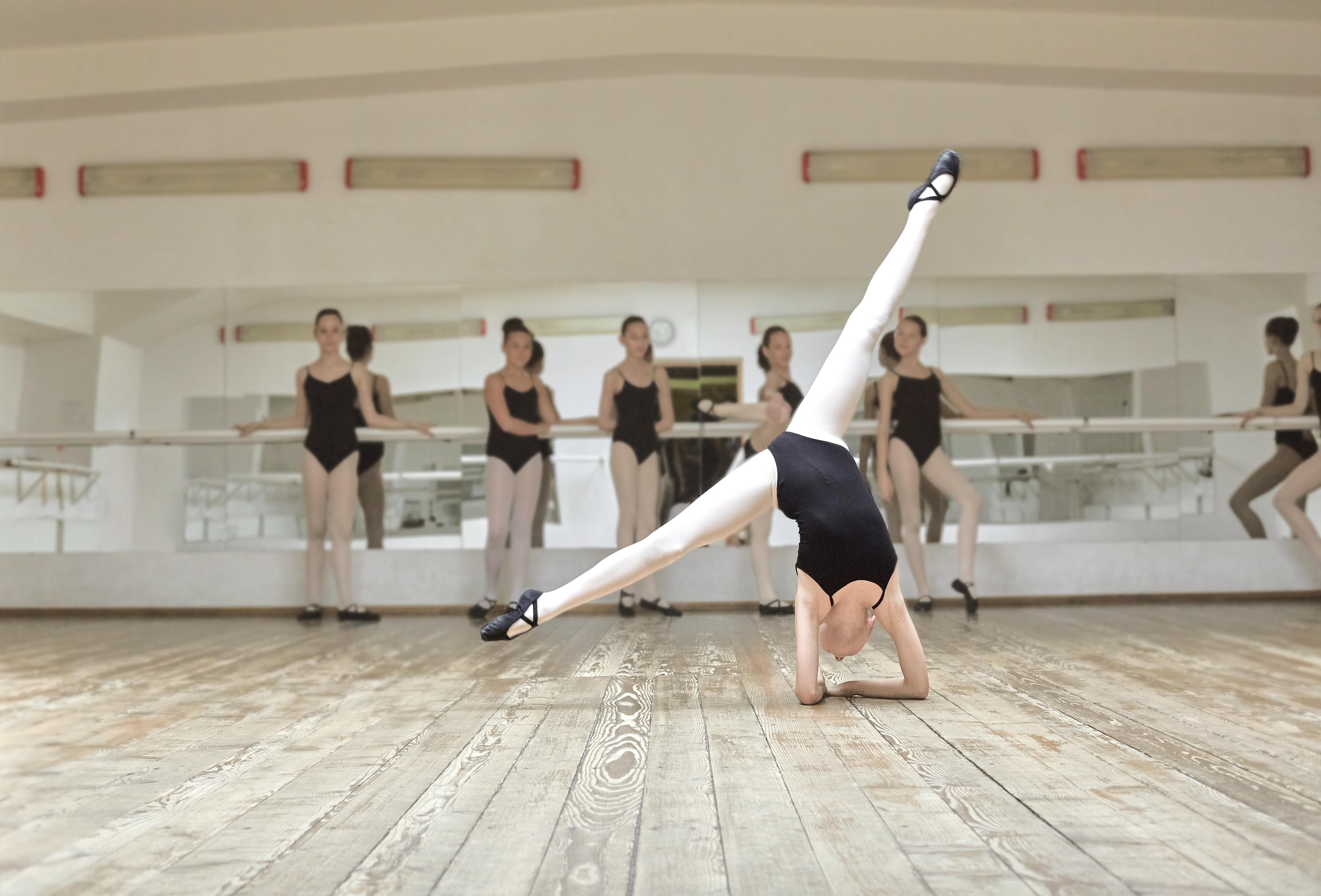 pratique ballet