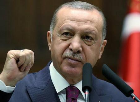 Erdoğan ; Kurtlar Sofrasına Yem Olmayacağız