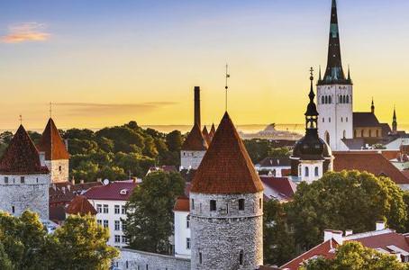 Litauen - Lettland - Estland 05.-12.08.21