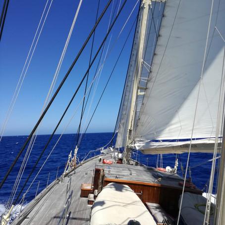 Yachtsegeln rund um die Äolischen Inseln, 10.-18.06.2022