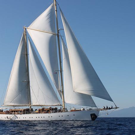 Yachtsegeln Sardinien, vom 04.-11.09.2021