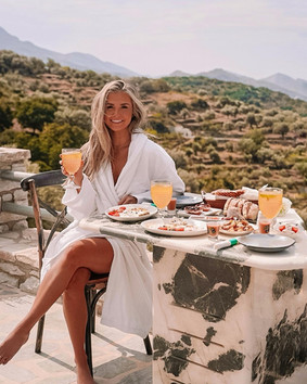 Goodmorning from Naxos