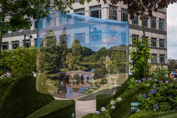 LFA: Quintessential English Garden featured in 'what not to miss' by LFA