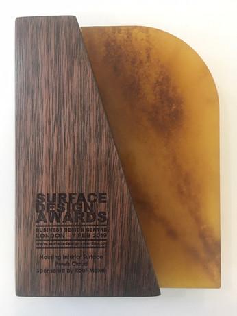 Surface Design Award 2019 Winners!