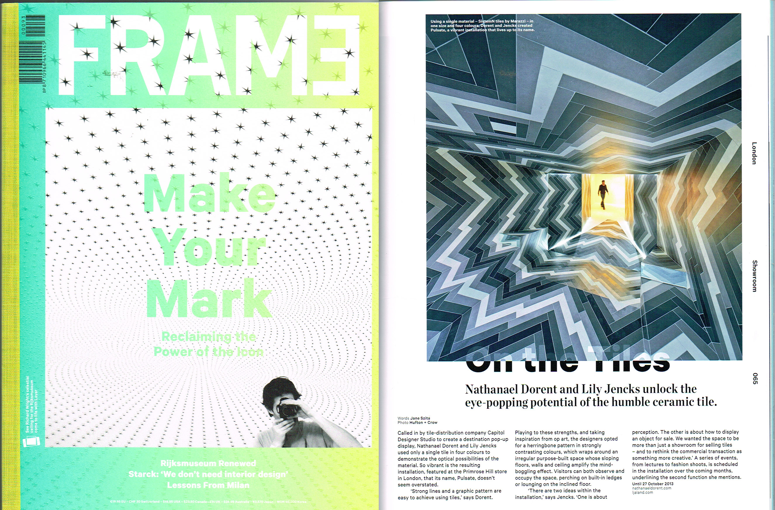 FRAME Magazine Jul/April 2013