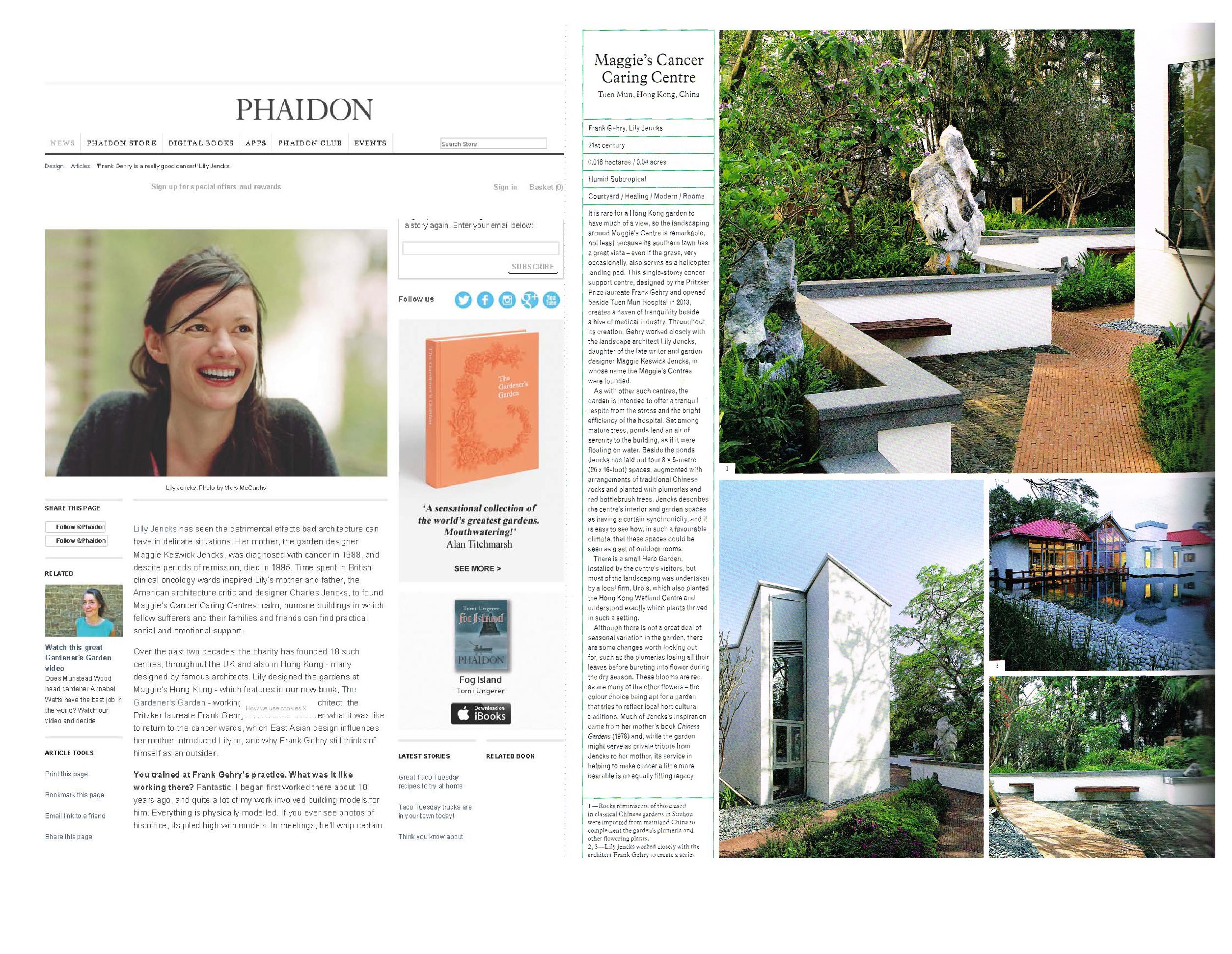 Design  Agenda, Phaidon