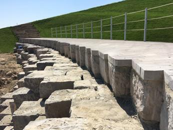 Art Valley Turkey - Construction progress