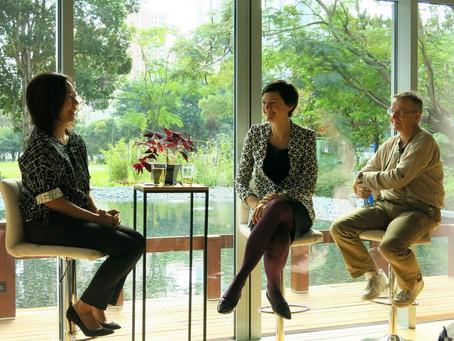 Phaidon - Maggies Hong Kong Talk with Lily Jencks